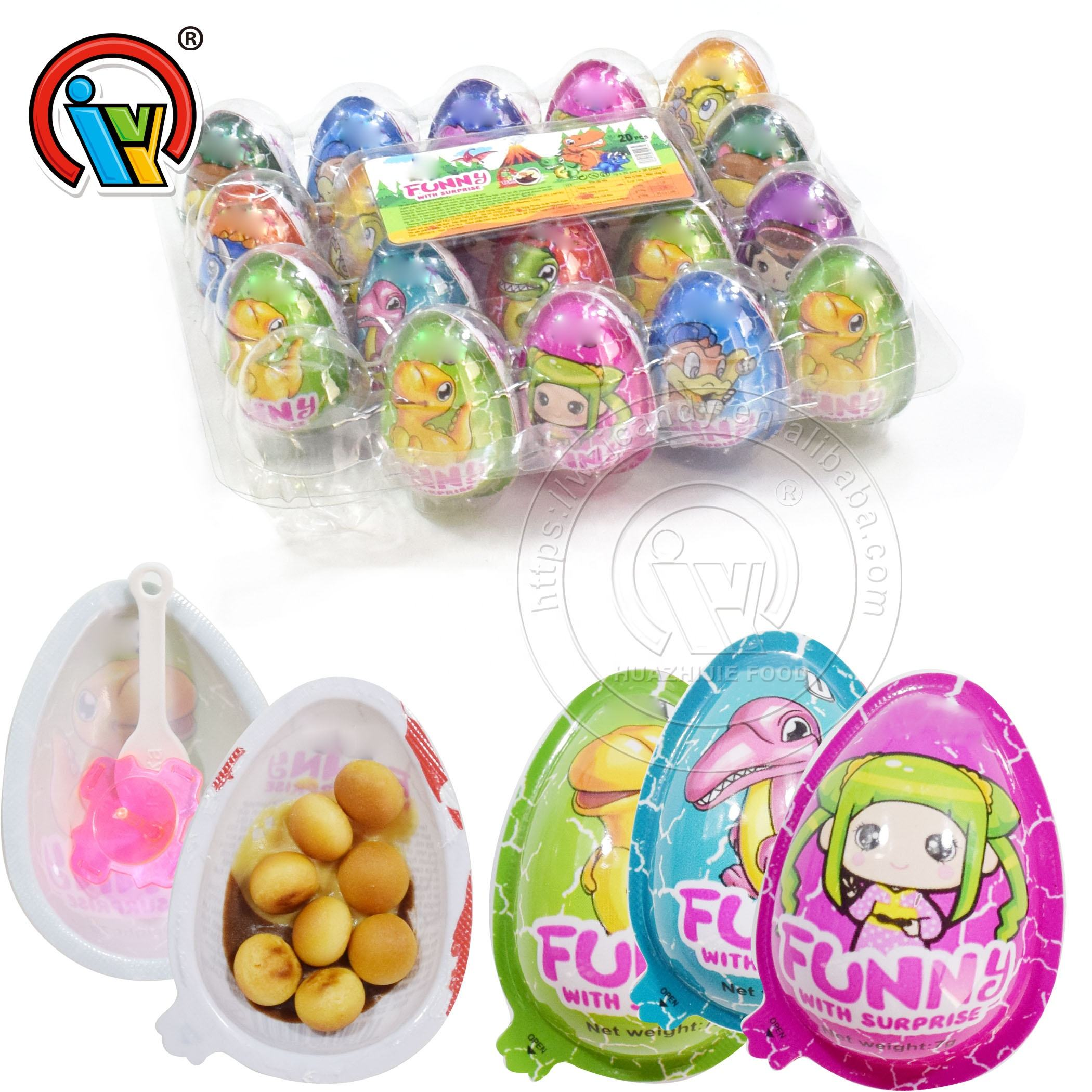"""100 1/"""" Capsule Toy /""""Funny Monkey/"""" Party Favors"""