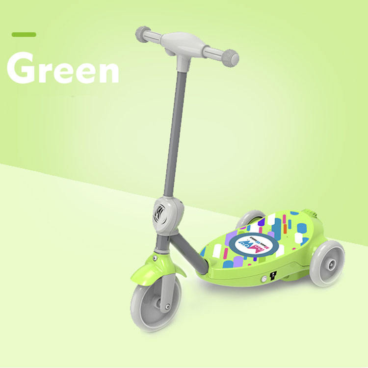 Wholesale china cheap mini 3 three wheels kids electric tricycle balance e scooters prices for children kids sale
