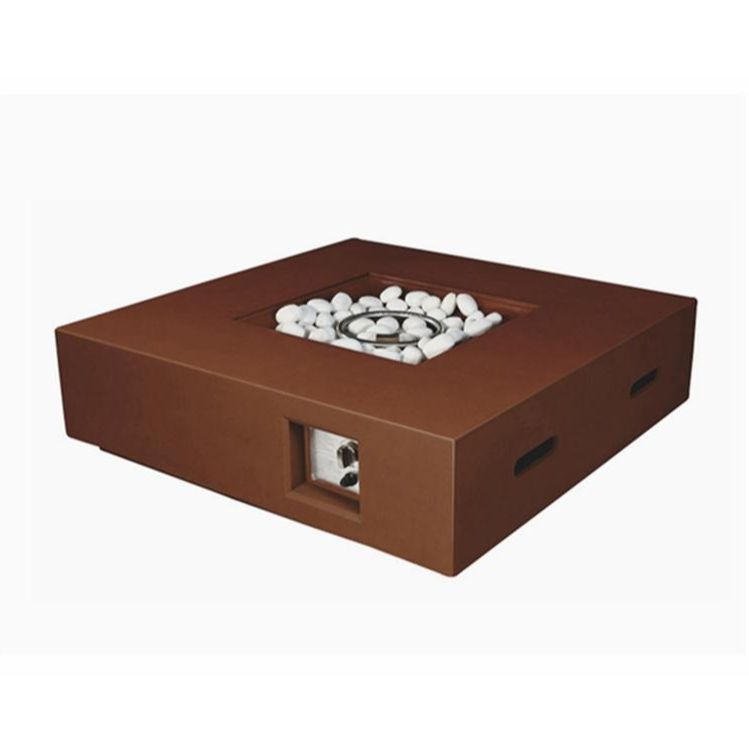mgo outdoor gas fire pit outdoor gas