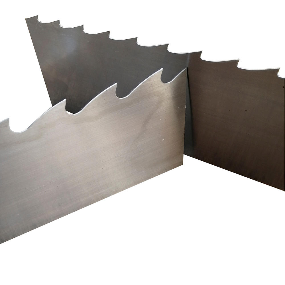 Customized punching wood Cutting band Saw Blade For Sawing Wood