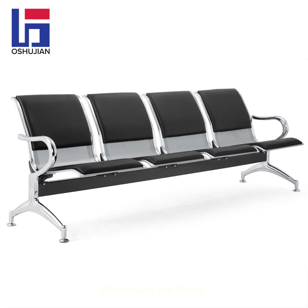 Top quality price 4-seater waiting 자 seat 대 한 used waiting 방 가구