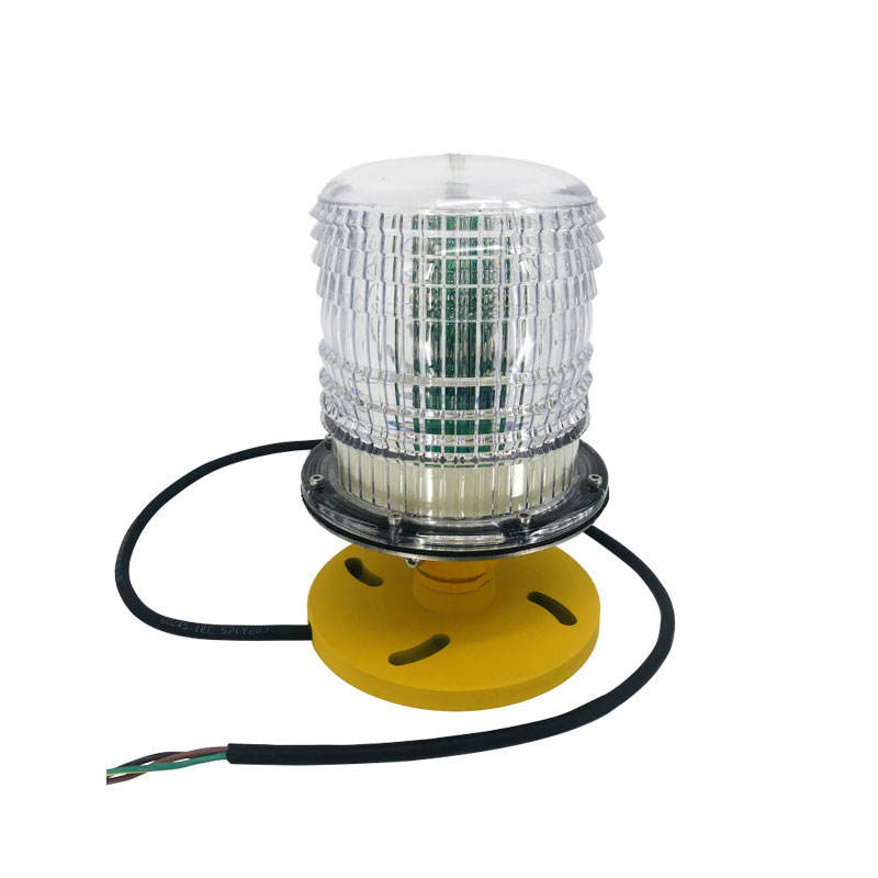 Helipad Approach / Landing /White Green Blue Yellow Helipad Surface Mount Perimeter Light