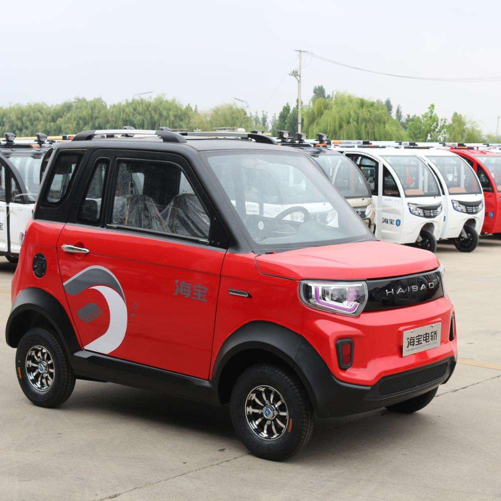 2020 China made hybrid gasoline and electric power car solar power eec