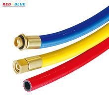 korea special supply pvc high pressure spray hose braided reinforced pneumatic pvc air hose