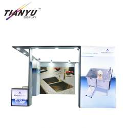 Hot Sale Translation Interpreter Exhibit Exhibition Displays Booth