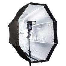 Professinal  Photography Photo Studio Umbrella Type 80cm 32inch Octogon Speedlight Softbox