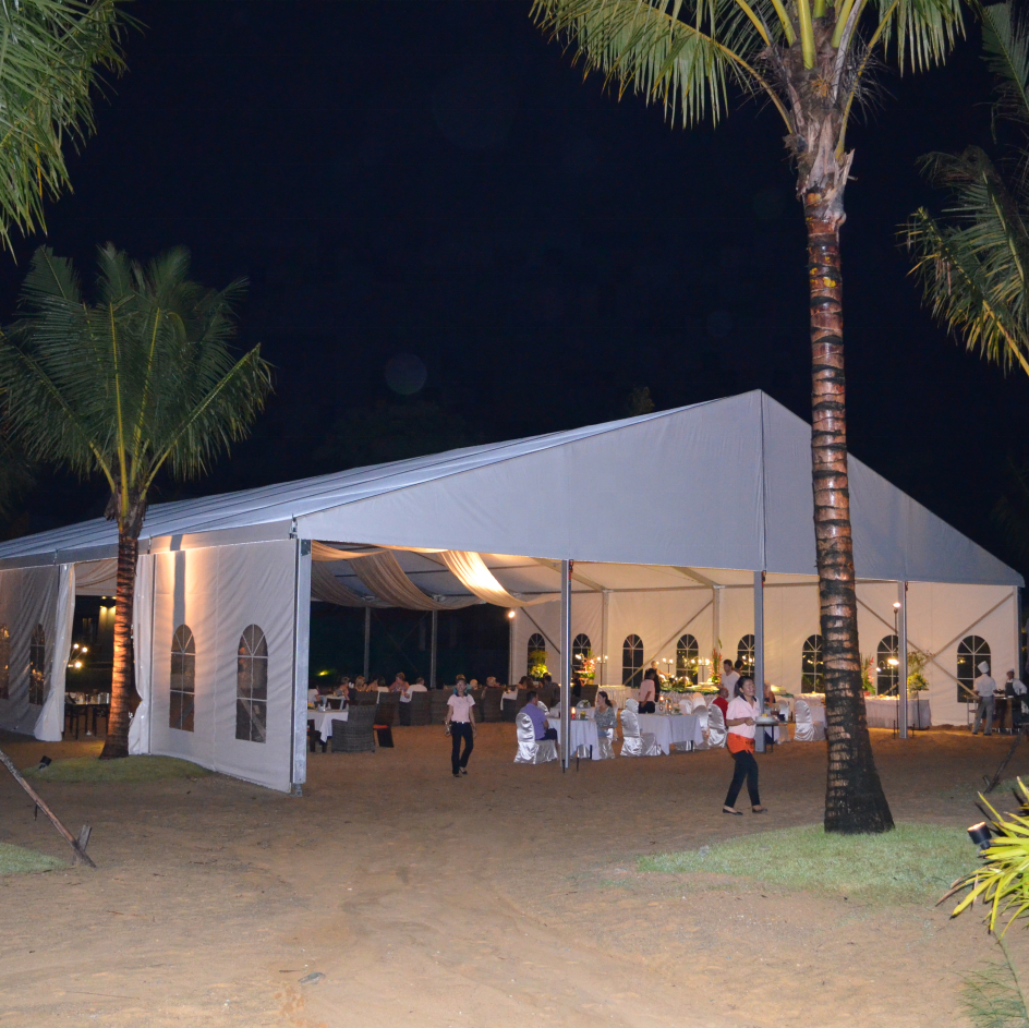 clear wedding outdoor party marquees and tents for events