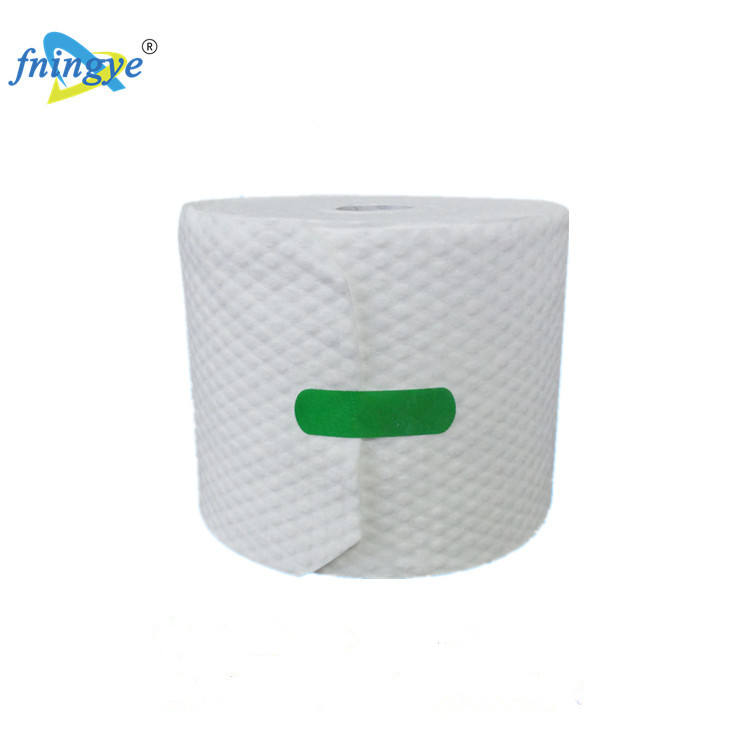 The plant fibres paper towel for wet towel dispenser tissue roll and Sterile paper towel for baby