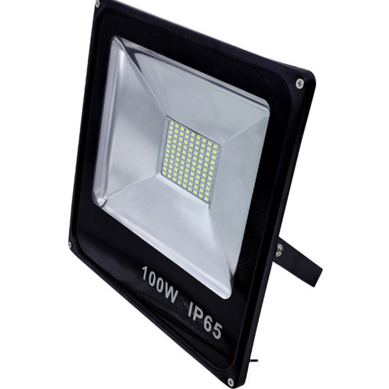 SMD ultrathin with bracket LED Flood Light outdoor advertising High power Constant current drive floodlight