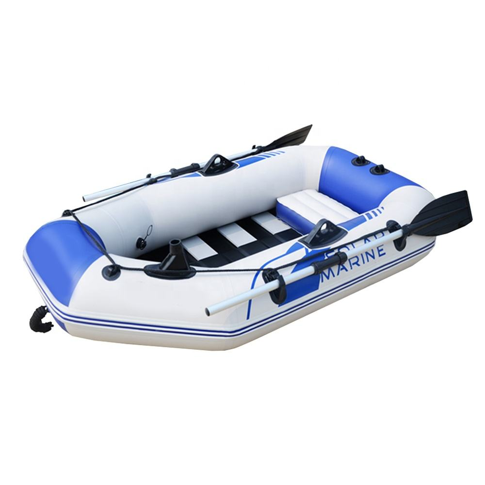 B1175 Kinocean 1 person Small blow up paddle boat for sale with motor