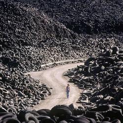 2020 Shredded Rubber Tires Scrap