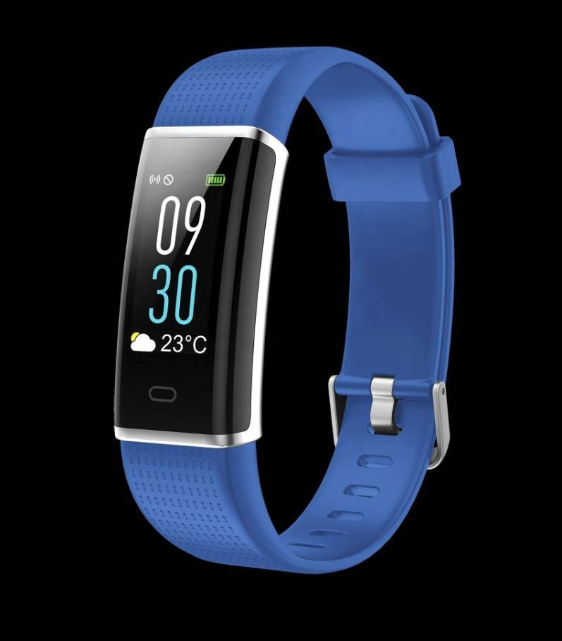 24 Hours HR Monitor ID130C Smart Bracelet Sleep monitor IP68 Waterproof Fitness Bracelet