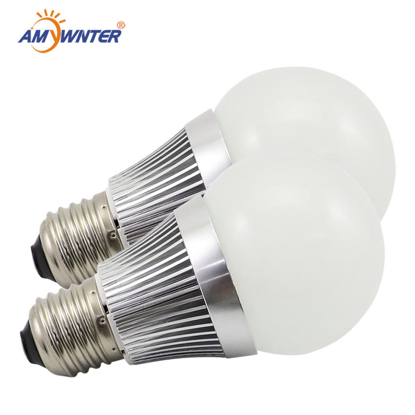 Dimmable [ Led Bulbs ] Led AMYWNTER 30000 Hours LED Life Cheap 6w Dimmable E27 LED Emergency Bulbs