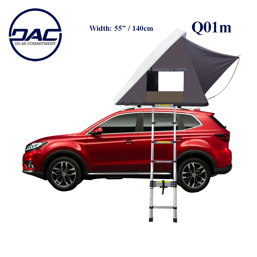 DAC Q01M hard shell roof top tent 3 persoon