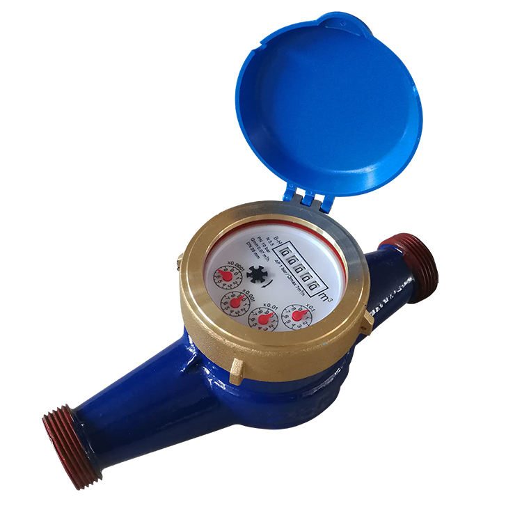 LXSG 15E-50E Multi Jet Mbus Iron Body Water Meter