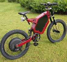 72V8000W electric bike  electric motorcycle  electric mountainbike full suspension