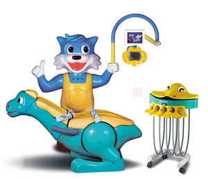 Dental Chair Equipment Kids Dental Chair for children teeth treatment CE Approved