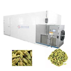 Cardamom Fruit And Vegetable Drying Machine Food Dehydrator Dryer