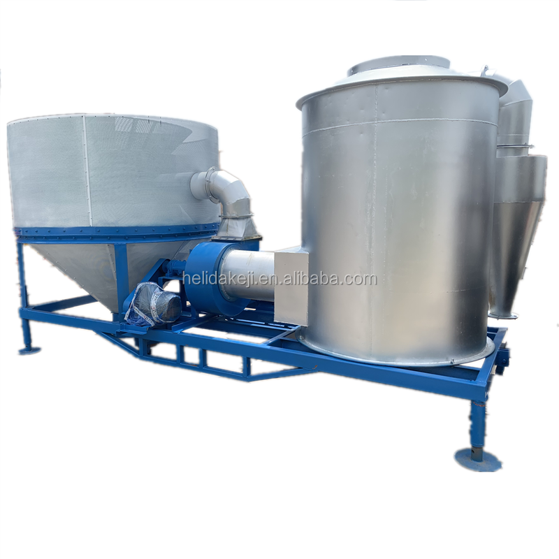 Mobile Paddy Rice Dryer / Wheat Grain Drier / Corn Maize Dryers for Sale