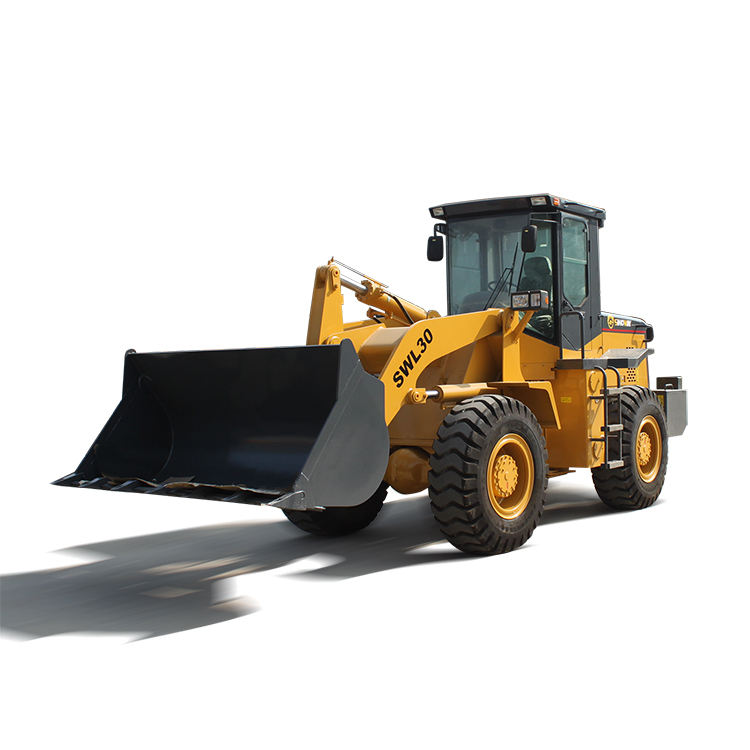 2020 Hot Sale Mini 3 Ton Front Wheel Loader Top Brand Tractor Loader Factory Price