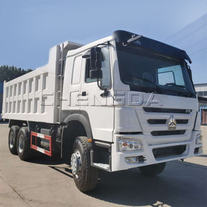 2018 Year 30 Ton 6x4 375hp Super 10 Wheeler Ghana Sinotruk Howo 20 Cubic Cheap Mining Used Tipper Trucks Dump Truck
