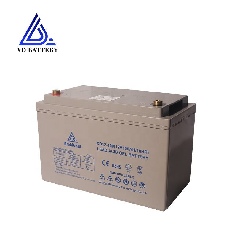 Storage deep cycle sealed solar energy gel 12v 100ah 1000ah inverter battery in exide