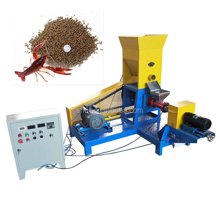 china suppliers fish food processing dry pet food dogs feed pellet machine manufacturers