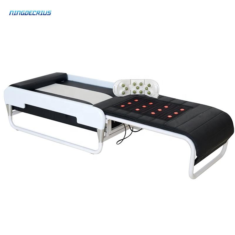 Infrared thermal jade stone v3 massage bed