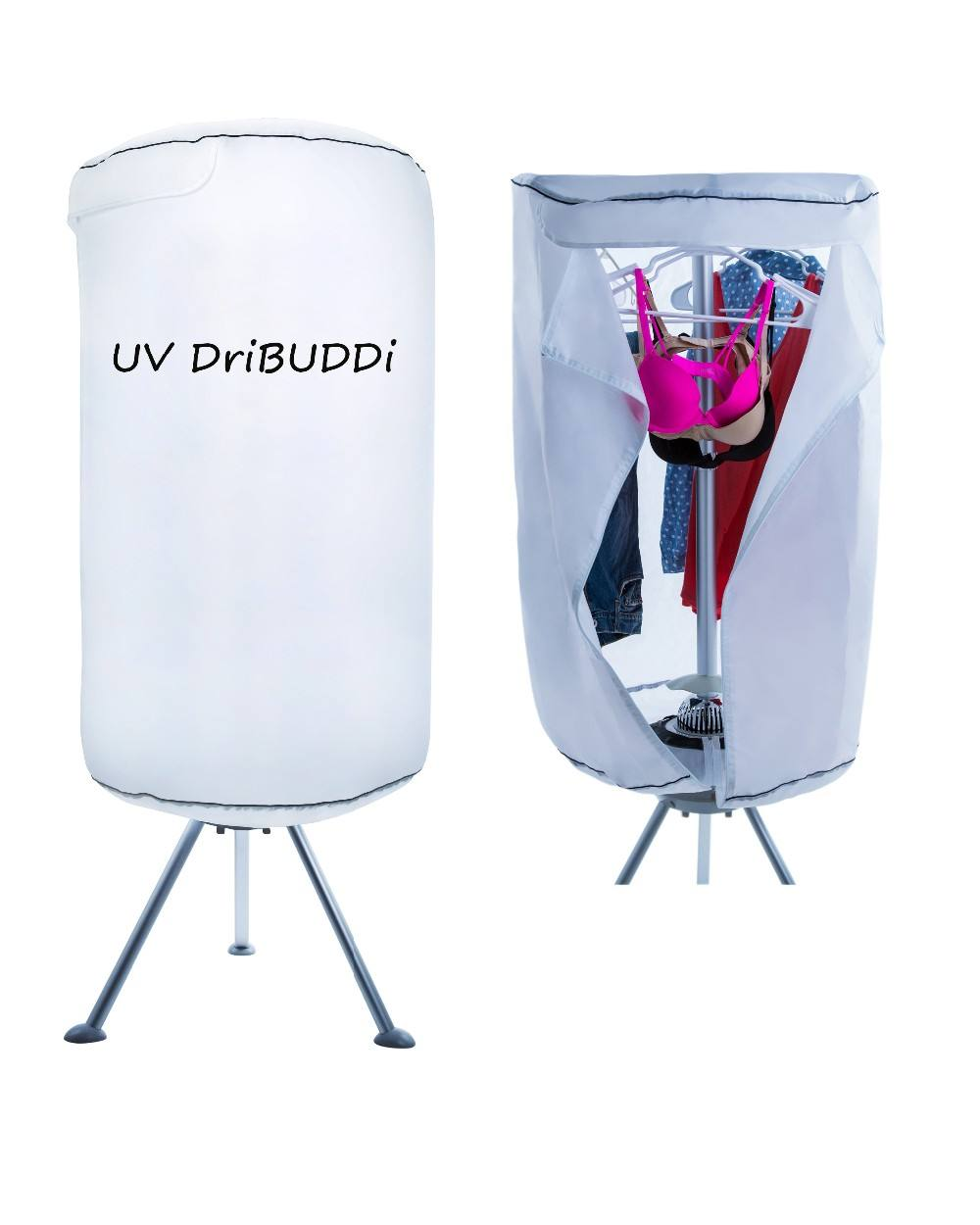 Round Portable Clothes Dryer
