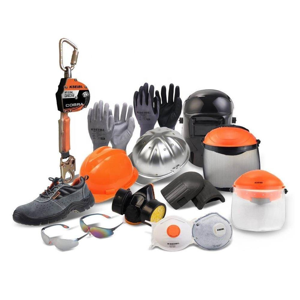 Full Range Of Protective Safety Equipments Ready To Ship
