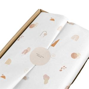 Biodegradable Custom Free Design Gift Packaging Wrapping Tissue Paper
