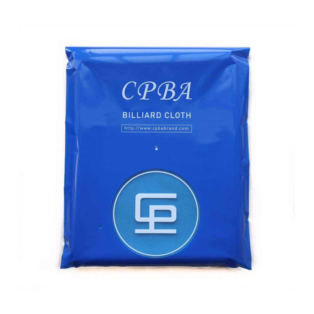 Wholesale billiard accessories Good quality CPBA competition pool billiard cloth