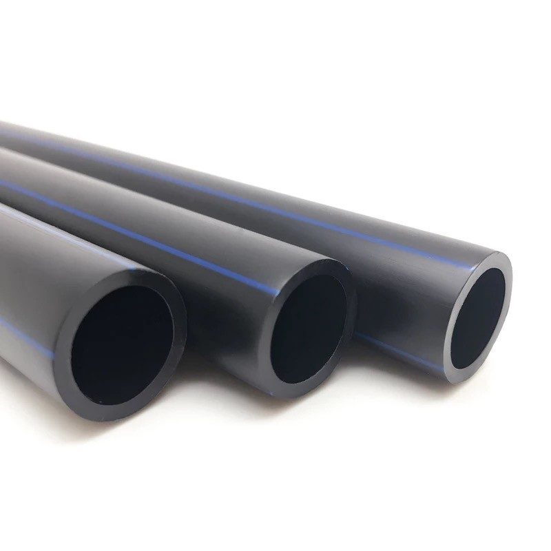 High Quality Water Supply 1.0Mpa Hdpe Pipes 100Mm 160Mm Sdr 17