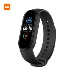 Xiaomi Mi Band 5 Smart Watch Magnetic Charger Bluetooth 5.0 Heart Rate Sleep 5ATM Waterproof Mi Smart Band 5