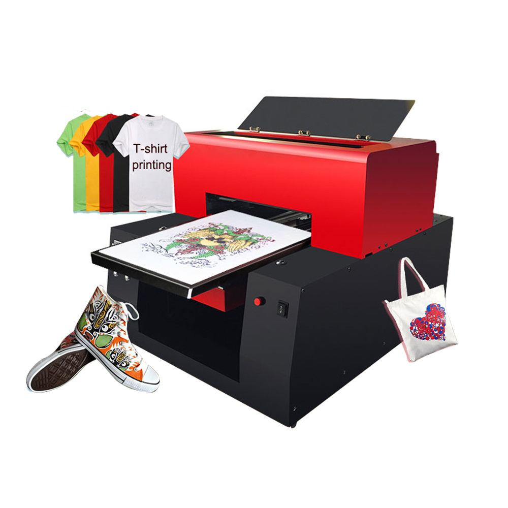 Automatische <span class=keywords><strong>flatbed</strong></span> printing cake/snoep voedsel printer mini koffie printer