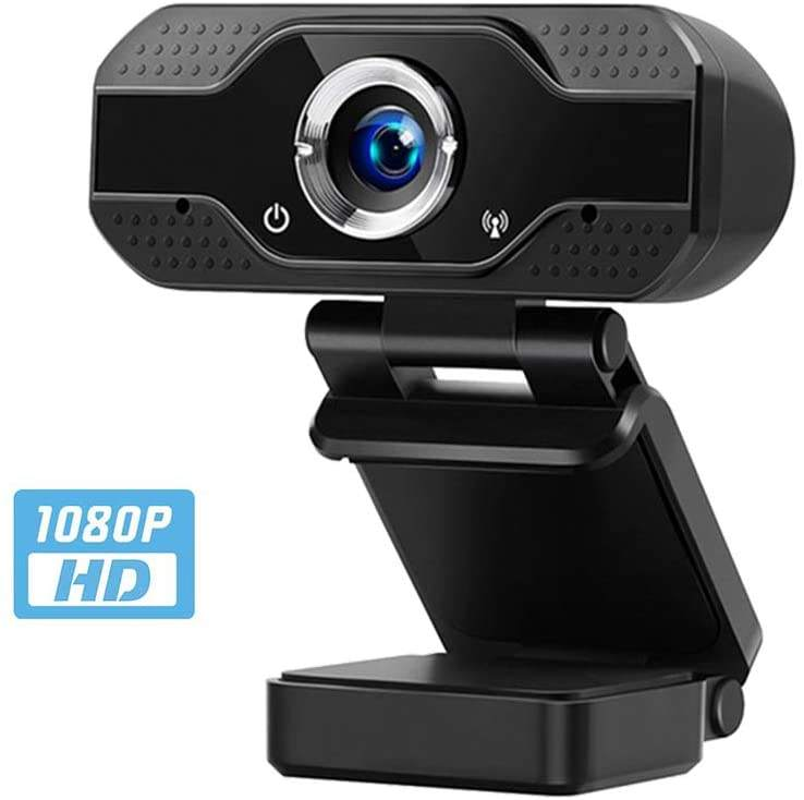 2020 USB webcam video with hd mini webcamera cover webcam 1080p 60fps