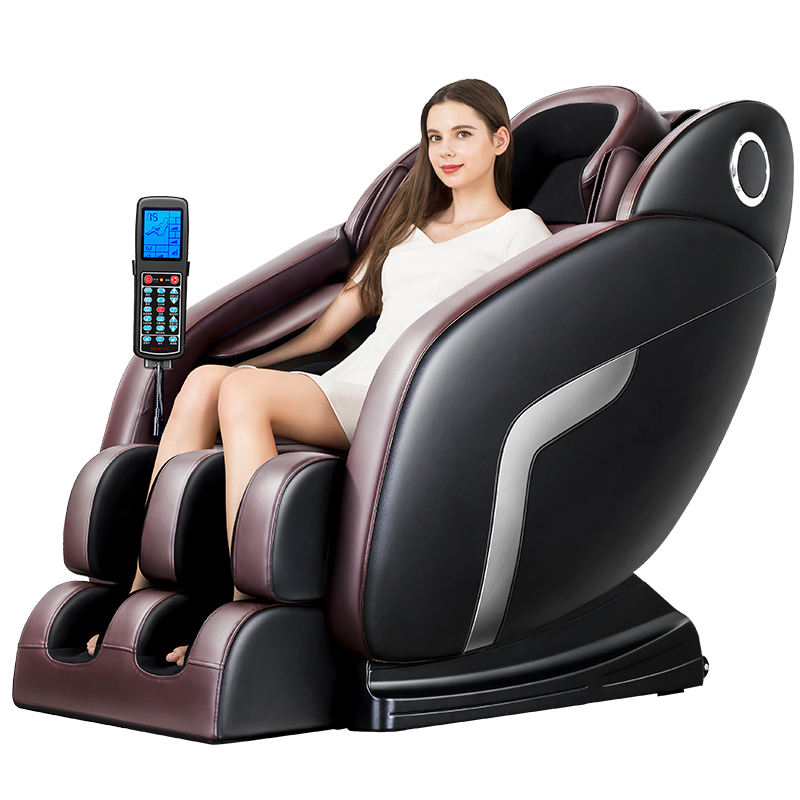Factory Wholesale High Quality Cheap Reclining Body Care Home Use Massage Chair With Foot Massage