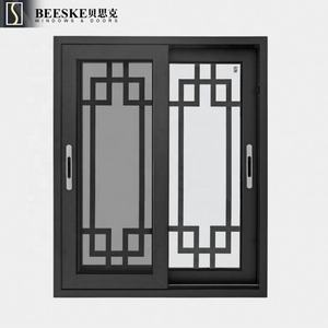 Find Fireproof Robust And Trendy Glass Window Grills Design Pictures Alibaba Com