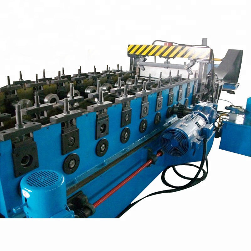 Storage grain silo roll forming machine
