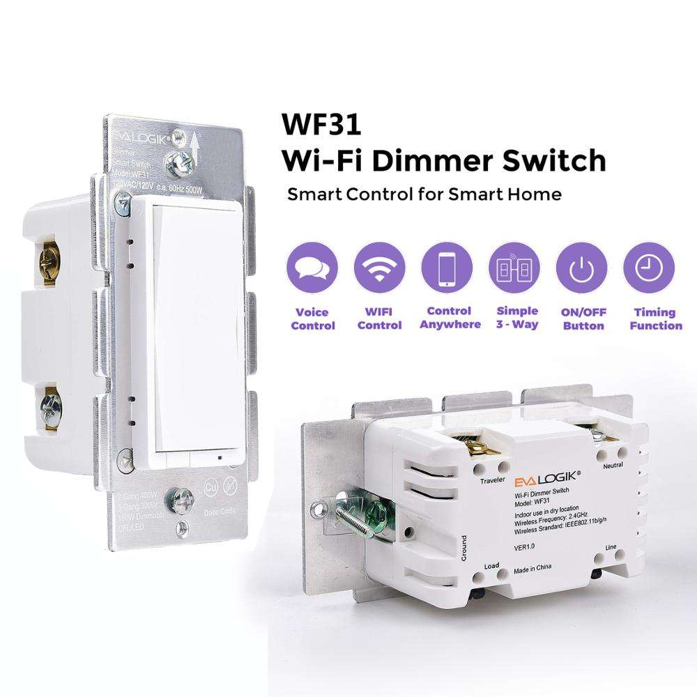 Kami Wifi Smart <span class=keywords><strong>Dinding</strong></span> <span class=keywords><strong>Switch</strong></span> 1 Gang 3 WAY Saklar Lampu Apricot/<span class=keywords><strong>Putih</strong></span> Smart Home <span class=keywords><strong>Dimmer</strong></span> <span class=keywords><strong>Switch</strong></span>