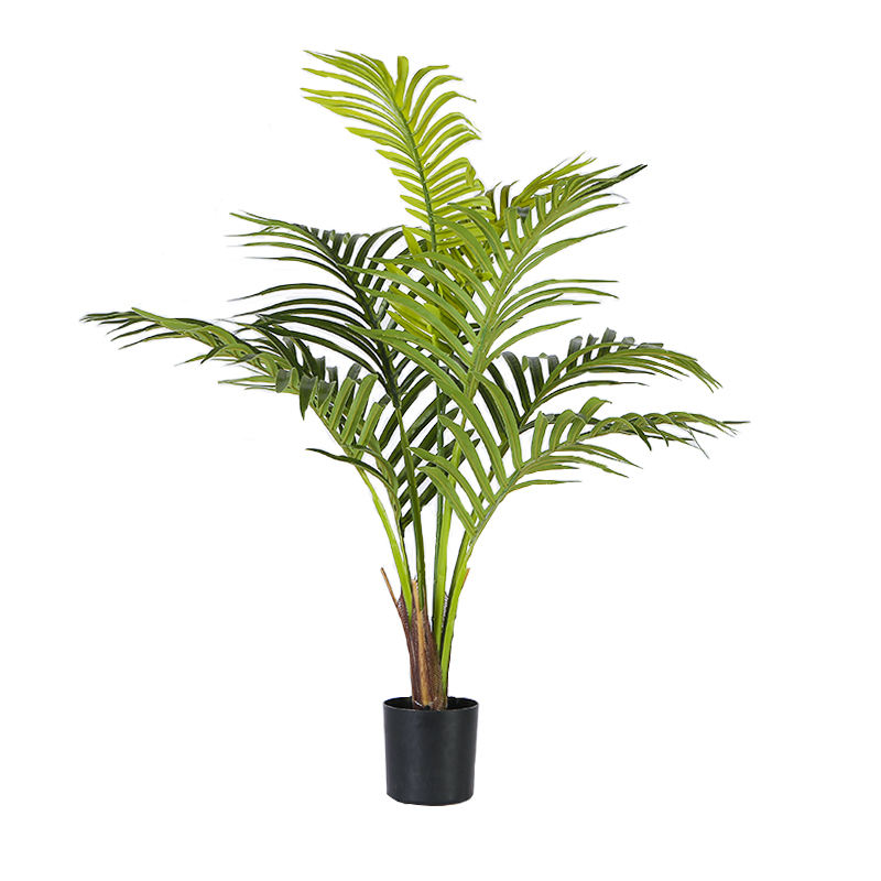 70センチメートルSmall Cheap Artificial Hawaii Palm Tree Artificial Tropical Palm Artificial Plants