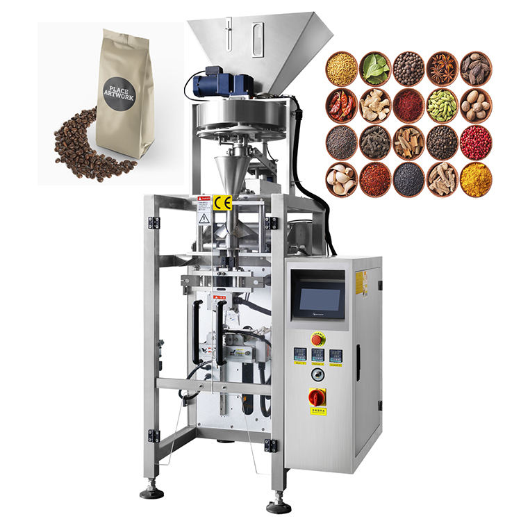 Factory price automatic sugar/sea salt/coffee sachet packaging machine