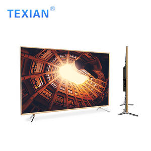 Home TV 50 Inch Led Flat Smart Lcd Wifi Full HD TV Hotel TV Factory Direct Sale