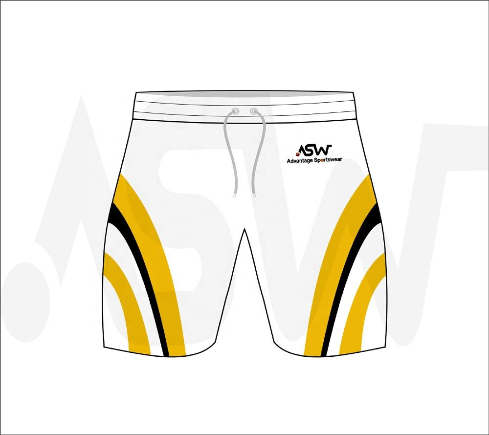 Polyester Sports Wear Wholesale Custom Sublimation Rugby Shorts