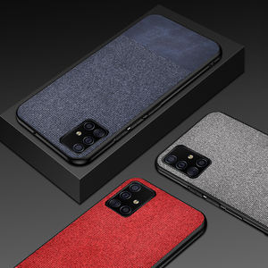 wholesale suede ultra thin Fall proof soft cloth mobile case for samsung galaxy A51 A71 A91 s11 s11plus s11 lite s10 plus s9 s20