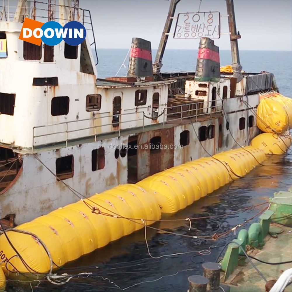 Marine Salvage Tubes Salvage Buoyancy Underwater Lifting Balloons Airbag