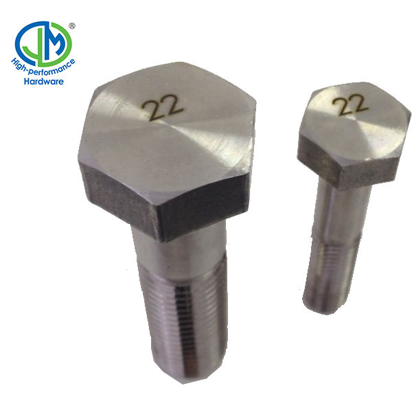 Special Alloy Steel C-22 Hex Bolt ASTM A453 Grade 660A/B/C Stud Bolt Price
