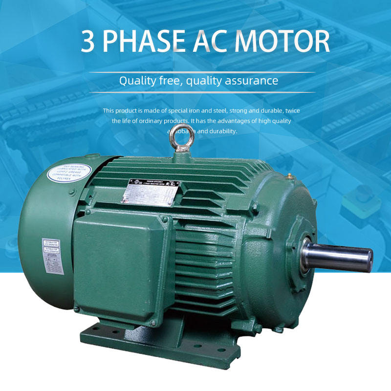 Kleine High Power 25HP Elektrische AC Induktion Motor