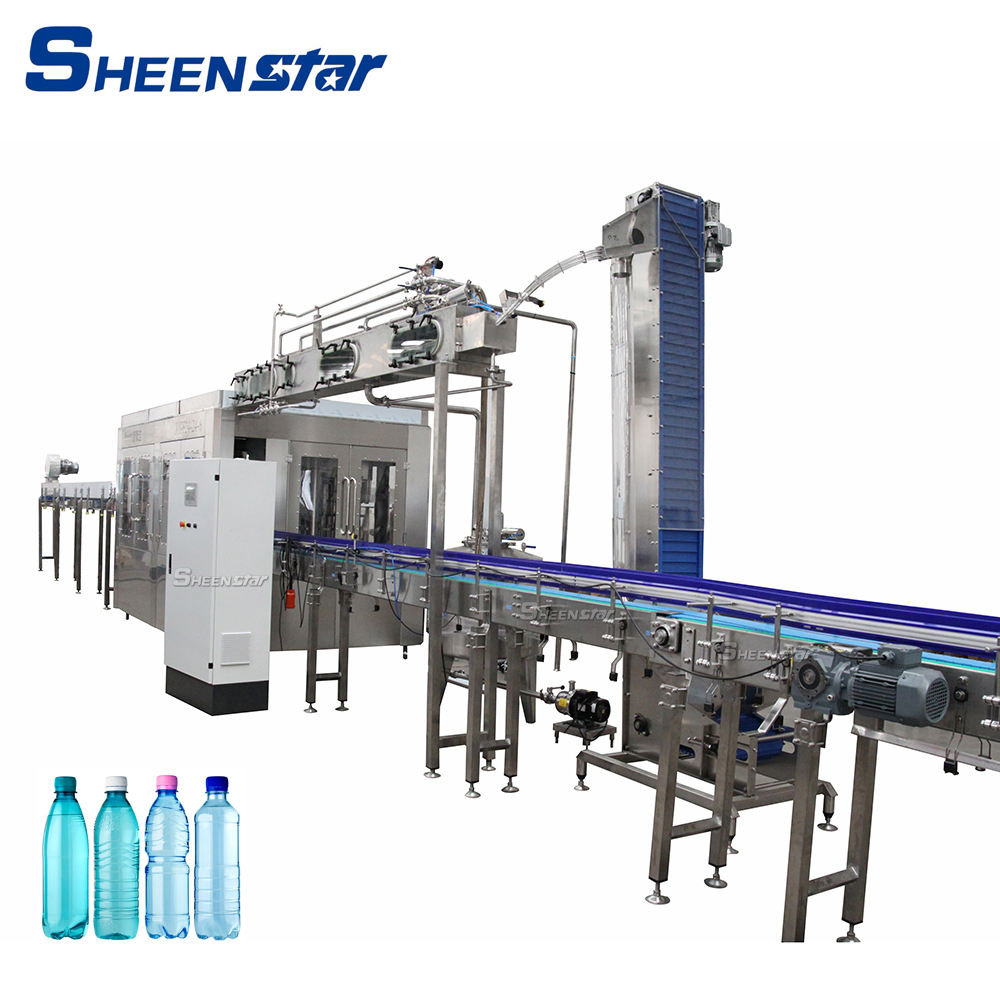 Automatic Water Bottling Machine China