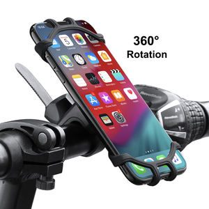 Free Shipping 1 Sample OK RAXFLY Universal Waterproof Mobile Cell Phone Holder For Bike / Motorbike / Bicycle